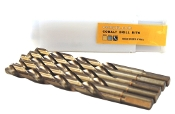"1/2"" Cobalt Drill Bit - 5 Pack - CO0012"